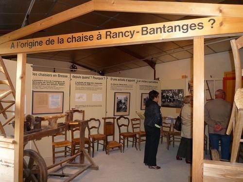 Musée de la chaise de Rancy
